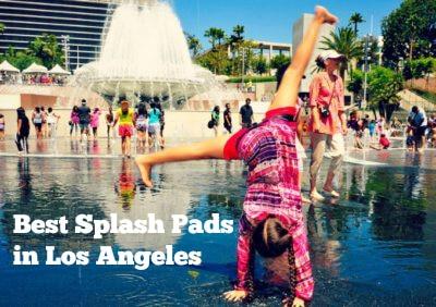 Splash Pads in Los Angeles