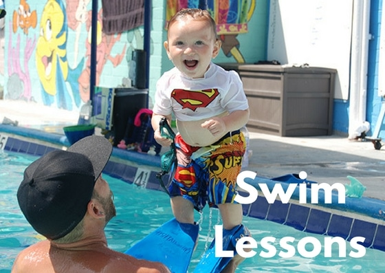 swim lessons in Los Angeles