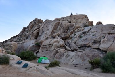 Joshua Tree National Park is one of the great spots to go camping in Southern California
