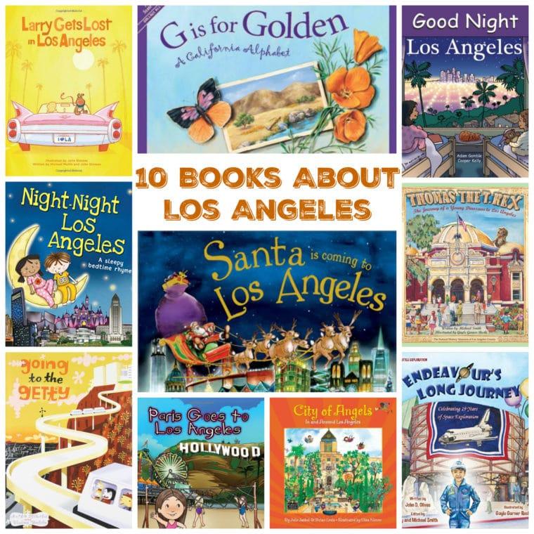 10 Books That Every LA Kid Should Read