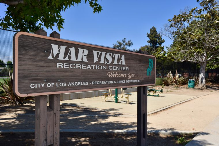 Mar Vista Park is a great family park in West Los Angeles