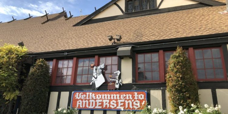 History, fun and food at Pea Soup Andersen's in
