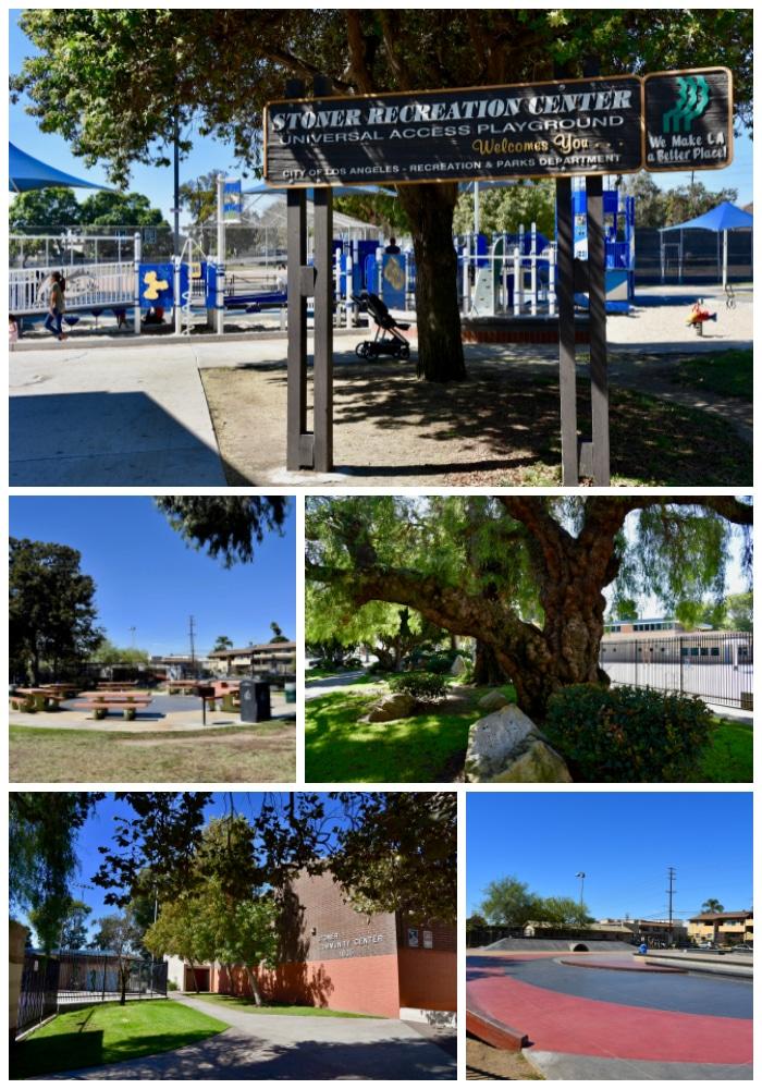 Stoner Park in West LA
