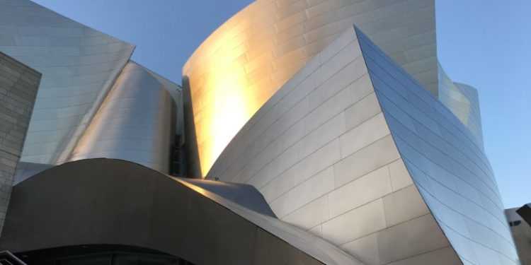 Walt Disney Concert Hall is one of the fun things to do in Los Angeles