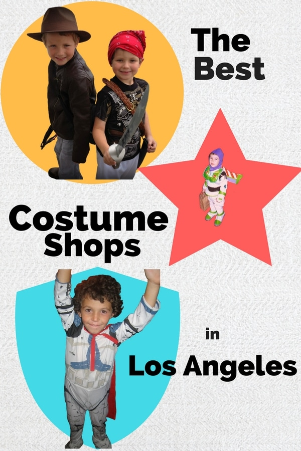 Best Costume Stores in Los Angeles