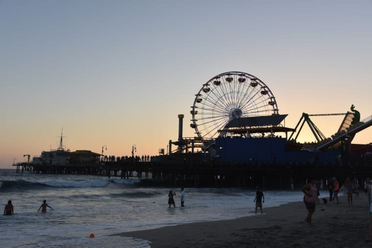 The Best Places in Los Angeles to Watch the Sunset