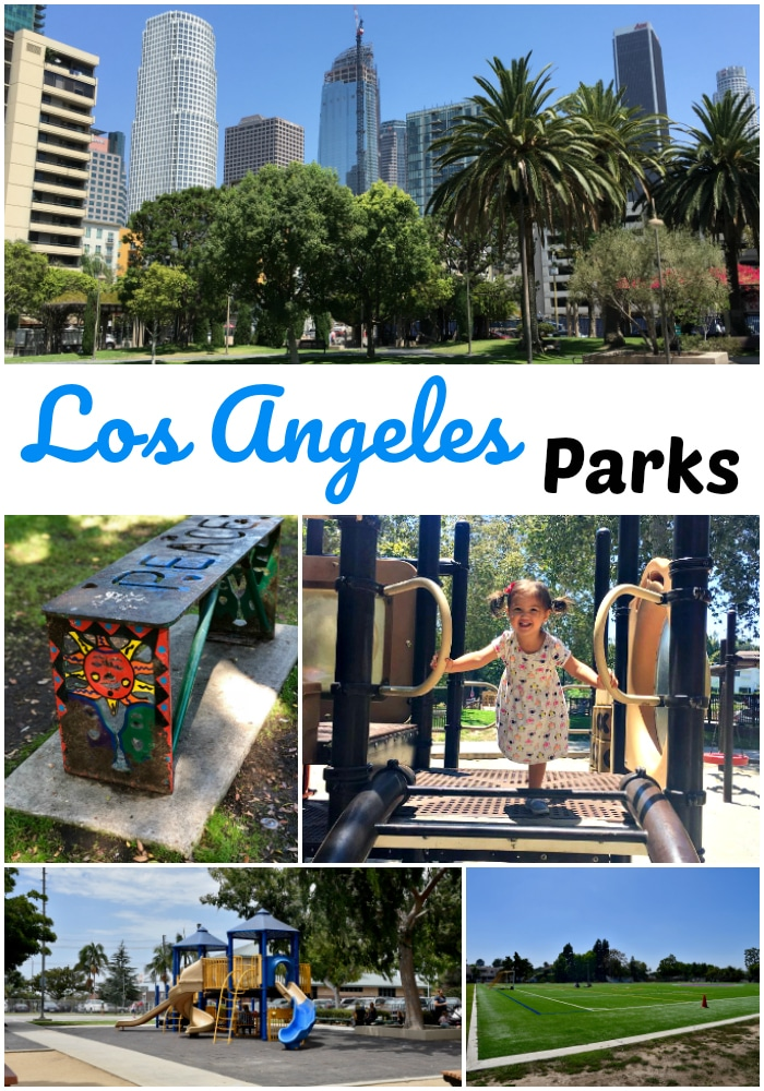 Guide to Los Angeles Parks