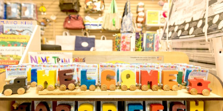 Landis Labyrinth is one of the great independent toy stores in Los Angeles