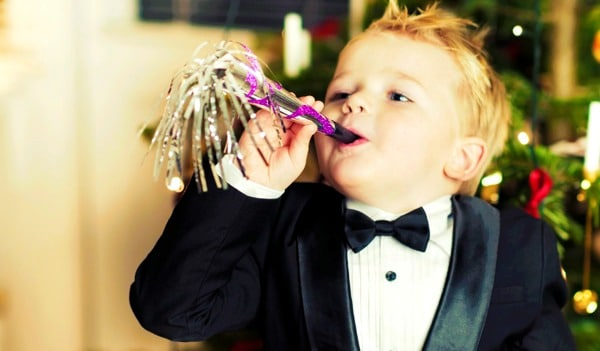 12 Fun Ways To Celebrate New Year S Eve At Home With Kids