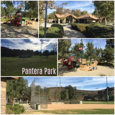 Pantera Park is a great place for families to be outside