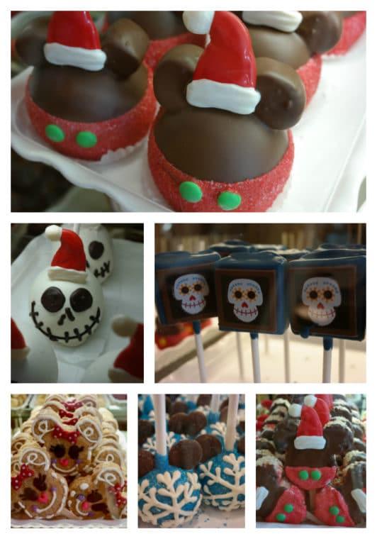 holiday treats at Disneyland