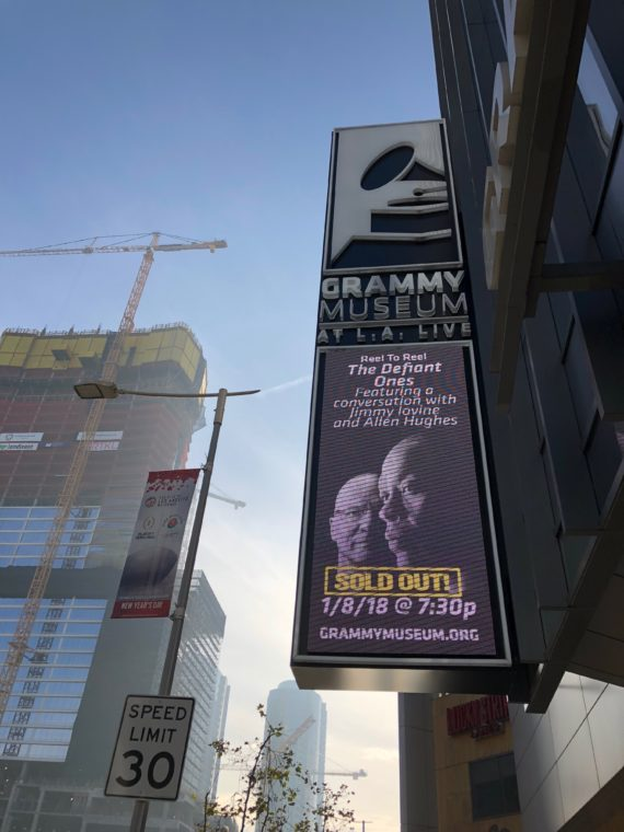 Guide to the Grammy Museum. #LosAngeles #museum #dtla