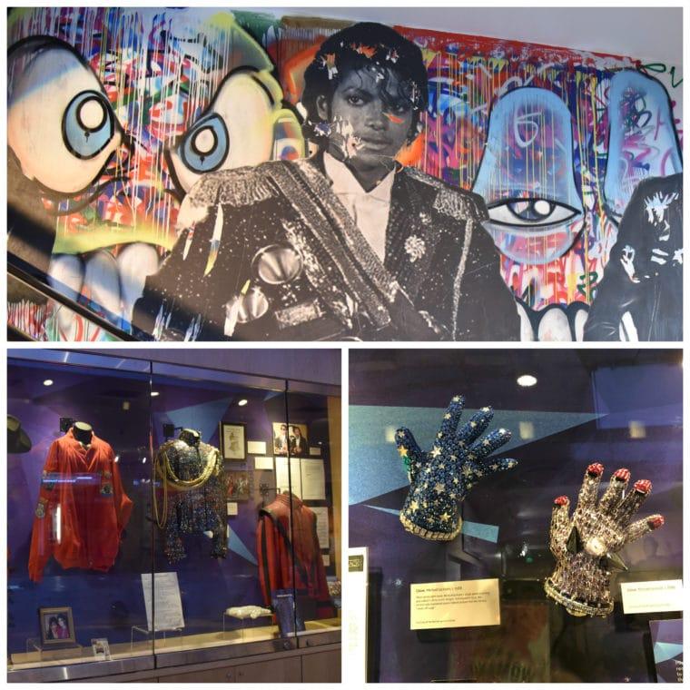 Michael Jackson at the Grammy Museum. #LosAngeles #museum #dtla