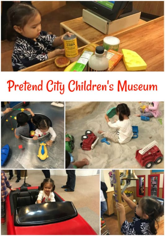 Guide to Pretend City Children's Museum in Irvine. #childrensmuseum #pretendcity #irvine #museum #orangecounty