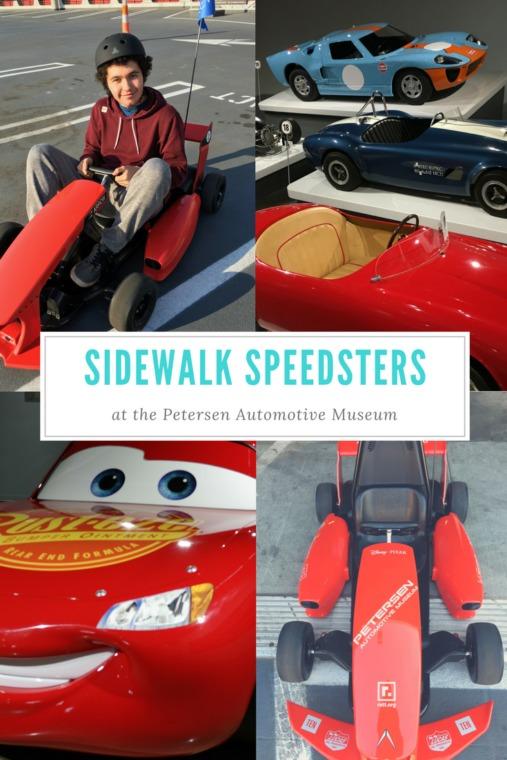 sidewalk speedsters