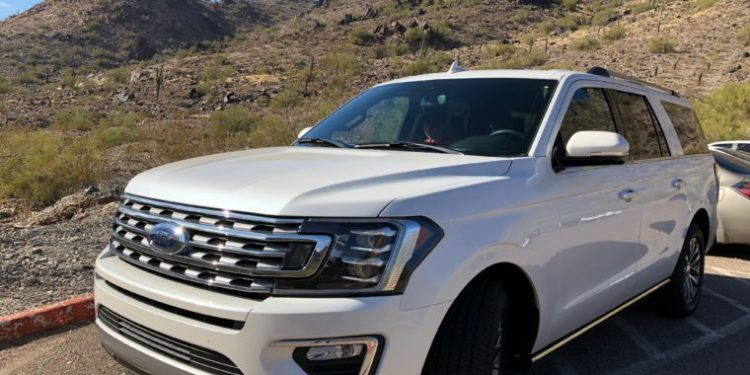 Road Trip in the 2018 Ford Expedition