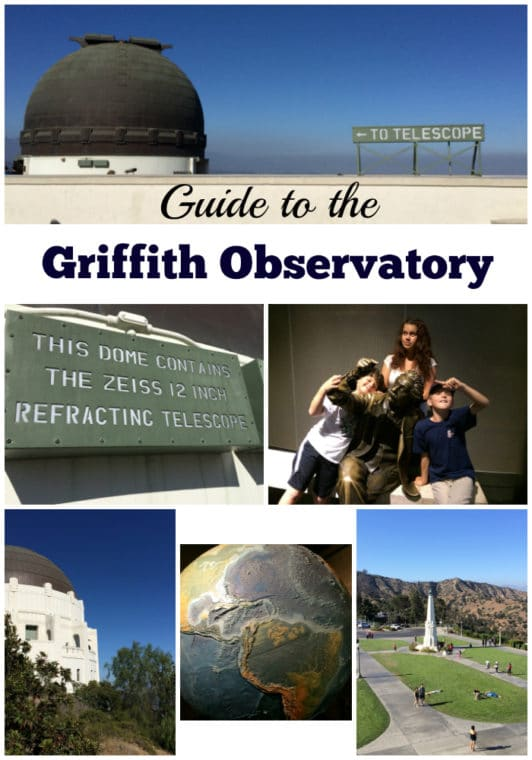The Griffith Observatory is a great place to visit with or without kids (photos by Yvonne Condes). Check out our guide. #losangeles #griffithobservatory #thingstodoinlosangeles #science #travel #familytravel