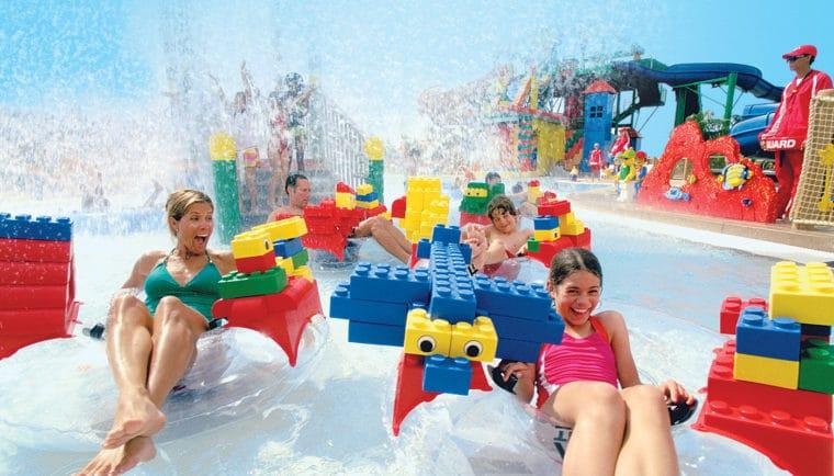 The LEGOLAND California Water Park opens for the season on March 5, 2018! #losangeles #california #californiatravel #legoland #LEGOLANDKidsGoFree #legolandcalifornia #familytravel