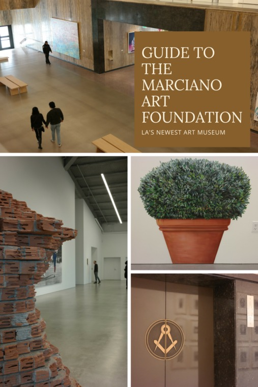 Marciano Art Foundation