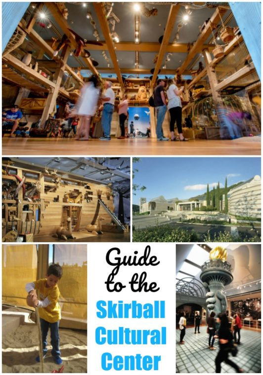 Guide to the Skirball Cultural Center in Brentwood. #losangeles #thingstodoinla #thingstodoinlosangeles #brentwood