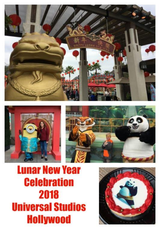 Lunar New Year at Universal Studios Lunar New Year
