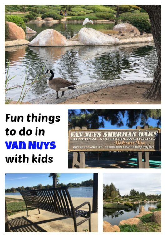 Fun things to do in Van Nuys with kids. #vannuys #losangeles #sanfernandovalley