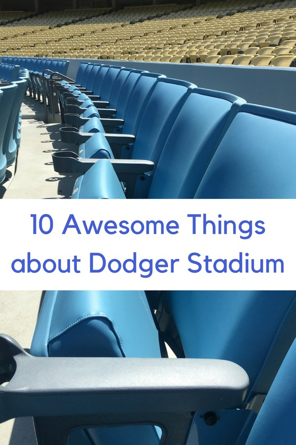 10 things about Dodger Stadium