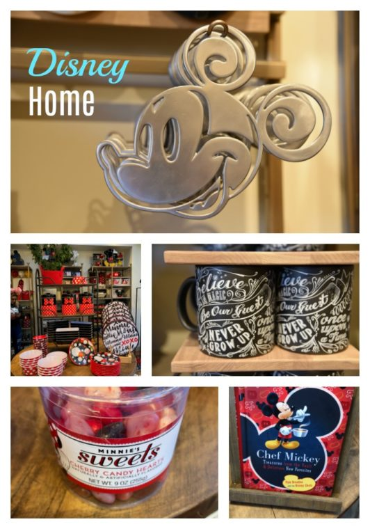 The Disney Home store is one of the new places to visit in Downtown Disney. #disney #disneyland #downtowndisney