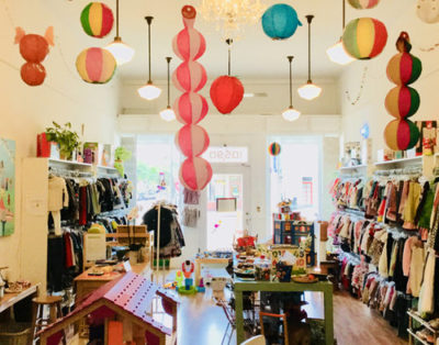 Earth Angels is one of the great Kids Resale Shops for clothes and Toys