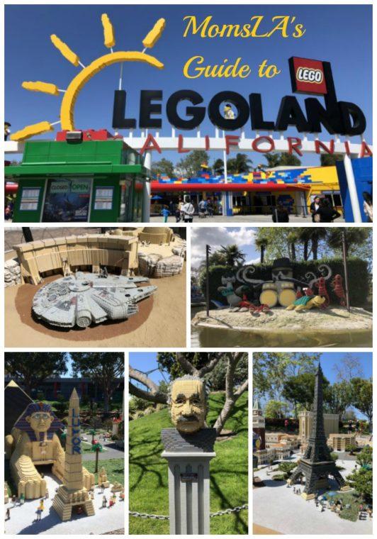 MomsLA's Guide to LEGOLAND California. #legoland #familytravel #legos #familyvacation #californiavacation