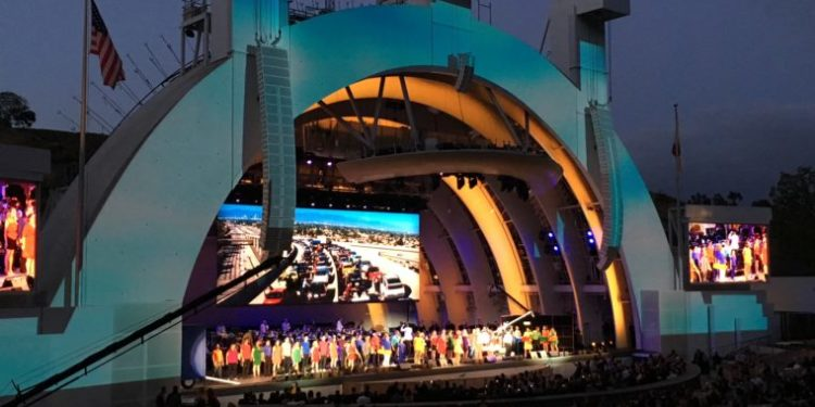 Guide to the Hollywood Bowl. #losangeles #hollywoodbowl