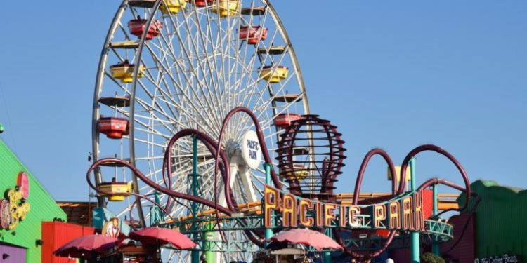 Guide to the Santa Monica Pier. #santamonica #losangeles #thingstodoinla #familytravel #southerncalifornia