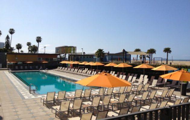 Annenberg Community Beach House in Santa Monica