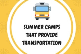 There are plenty of summer camps in Los Angeles that want your kids to go to, but may not be easy for you to get to. We've compiled a list of summer camps that provide transportation. #losangeles #summercamp