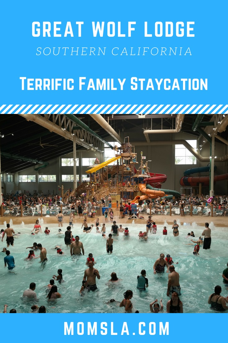 Great Wolf Lodge Family Staycation