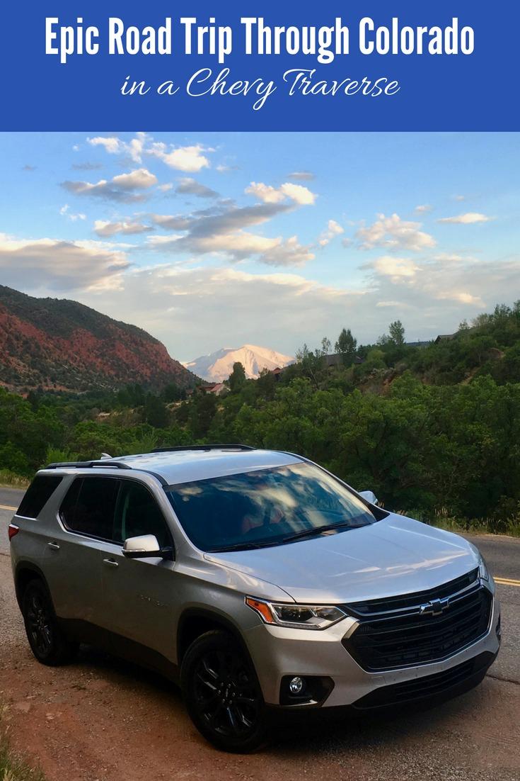 Chevy road trip #findnewroads