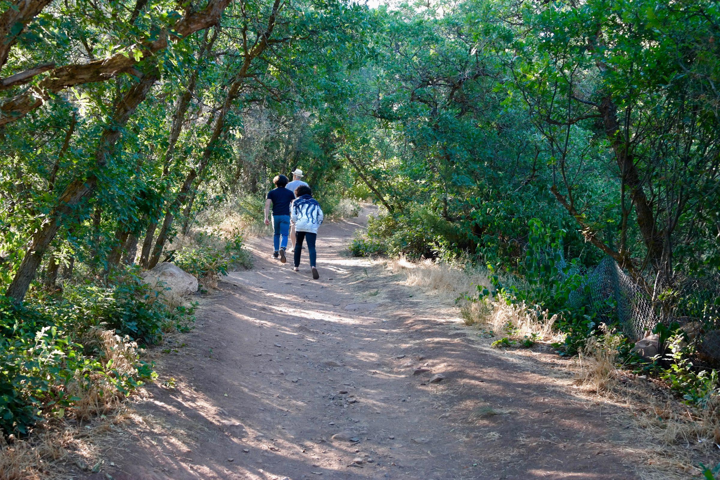 hiking in Glenwood Springs Colorado