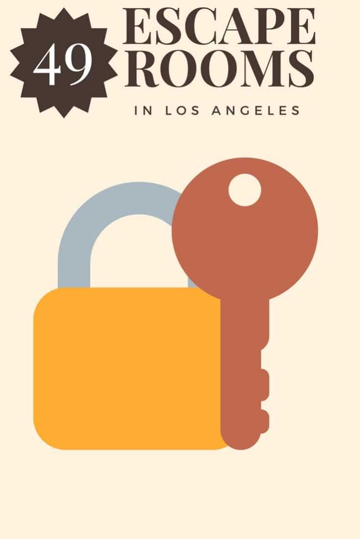 49 Escape Rooms in Los Angeles