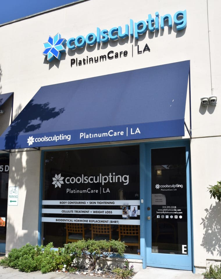 PlatinumCare LA in Santa Monica and Culver City offers CoolSculpting, Botox and Welness IV Infusions. #coolsculpting #botox