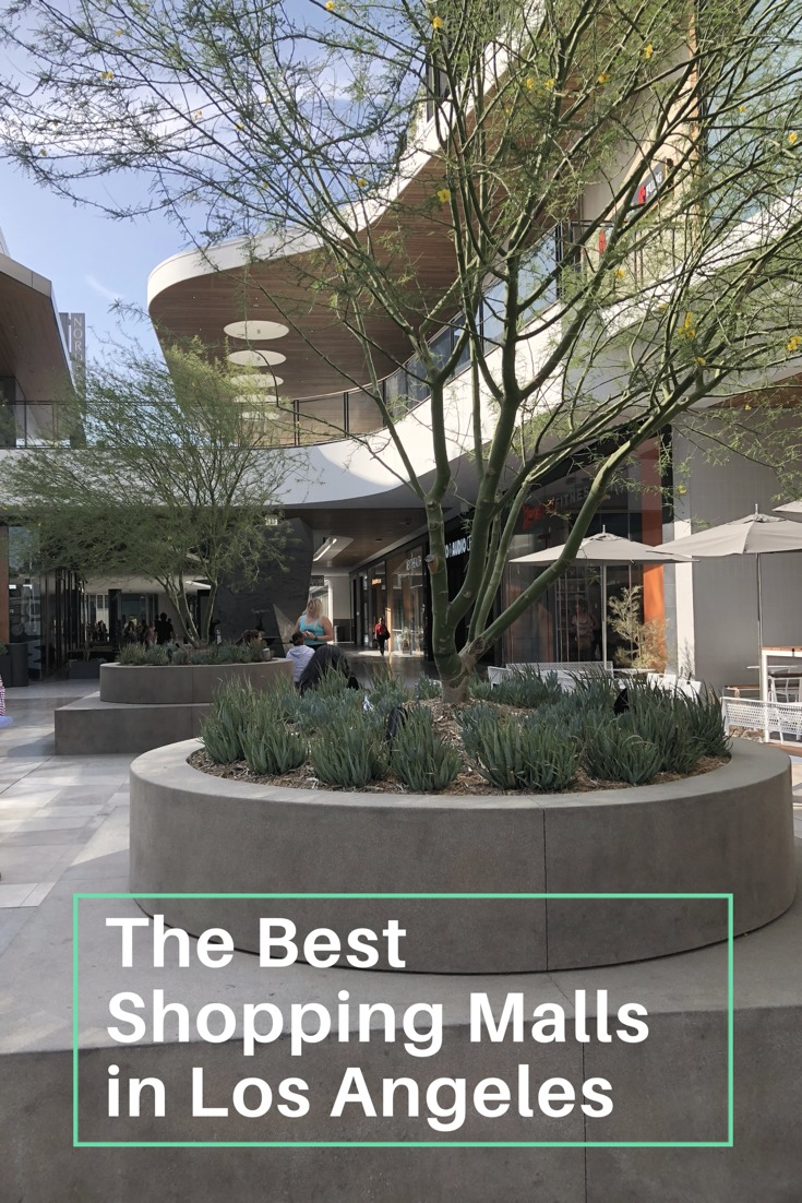 Los Angeles has some of the best shopping malls in the country. From the Glendale to Santa Monica to Topanga, you'll find great shopping, food, entertainment and people watching around. #shoppingmalls #familytravel #losangeles #shoppinglosangeles
