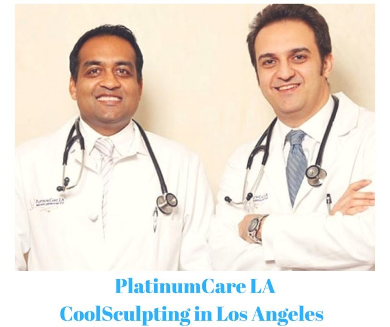 PlatinumCare LA offers CoolSculpting in Los Angeles. #Coolsculpting #LosAngelesDoctors #fatfreezing #freezefat