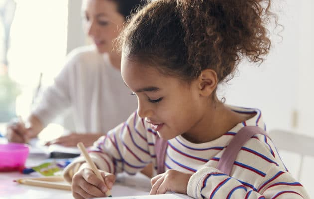 Looking for a babysitter to watch kids after school? UrbanSitter has a Los Angeles network of great nannies and babysitters. #urbansitter #homework #childcare #urbansitter