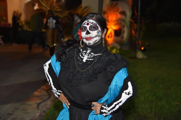 Dia de los Muertos at Hollywood Forever Cemetary. #diademuertos #diadelosmuertos