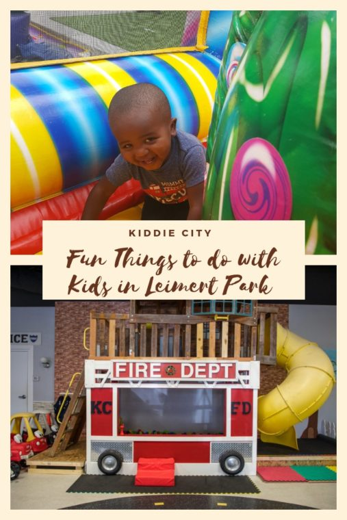 Going to Kiddie City is one of the fun things to do with kids in the Leimert Park neighborhood of Los Angeles. #losangeles #thingstodwithkids #leimertpark