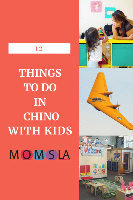 Check out all of the fun things to do in Chino with kids! #losangeles #southerncalifornia #thingstodoinla