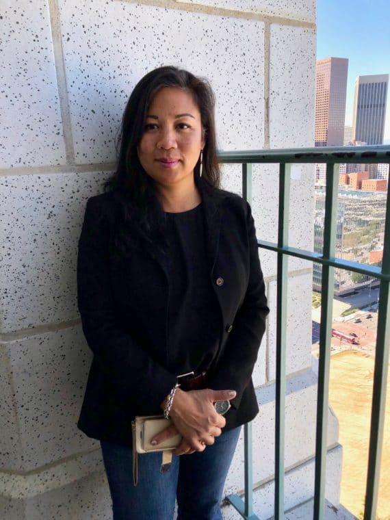 Corinne Ho served on the Canoga Park Neighborhood Council as a way to give back to her community. #losangeles #empowerla