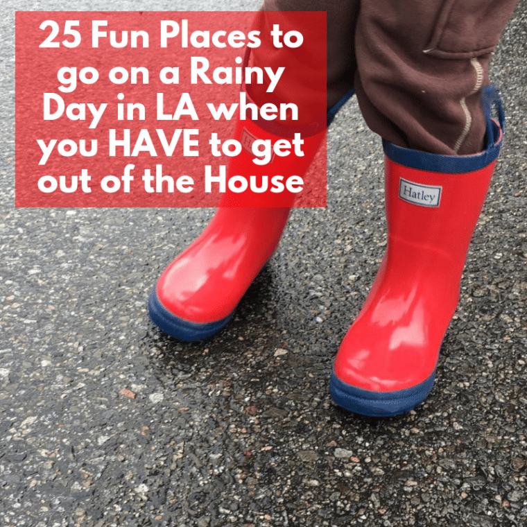 25 indoor playgrounds for a rainy day in los angeles