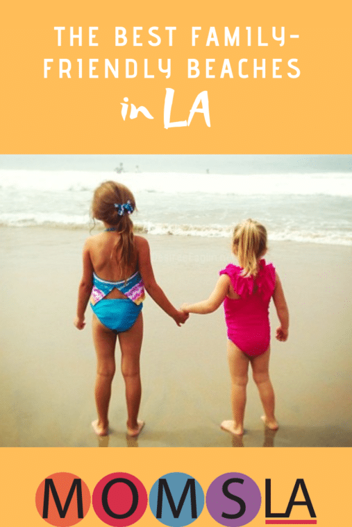 Take the family and enjoy a great day out with kids at one of these family-friendly beaches in Los Angeles. #summer #summerfun #summerinlosangeles #familytravel #LosAngeles #southerncalifornia