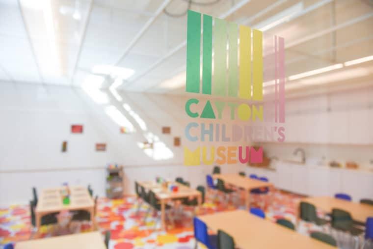 Cayton Children's Museum classroom setting