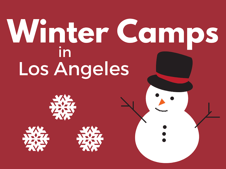 Winter Camps in Los Angeles